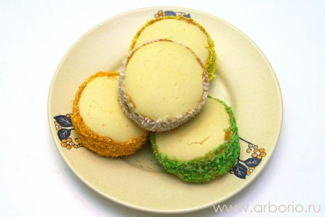 Печенье Альфахорес - фото