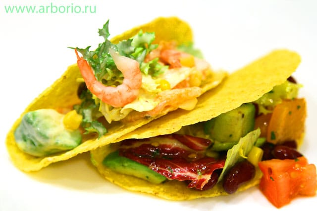 Мексиканский салат - фото