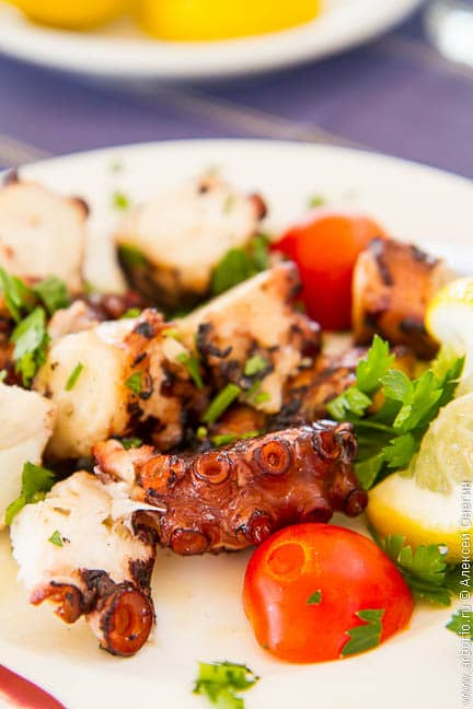 Вкратце о кипрской кухне. Часть вторая - фото