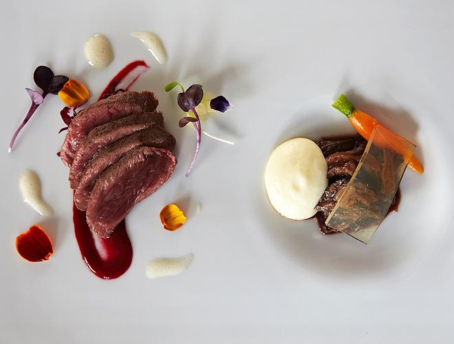 Ресторан Jacques Reymond - Мельбурн, Австралия. - фото