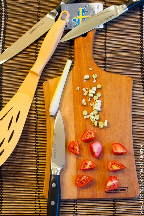 Ножи Samura Segun - фото
