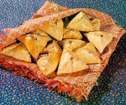 Татарская кухня. - фото