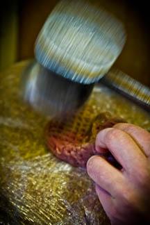 Рулеты из телятины со спаржей - фото