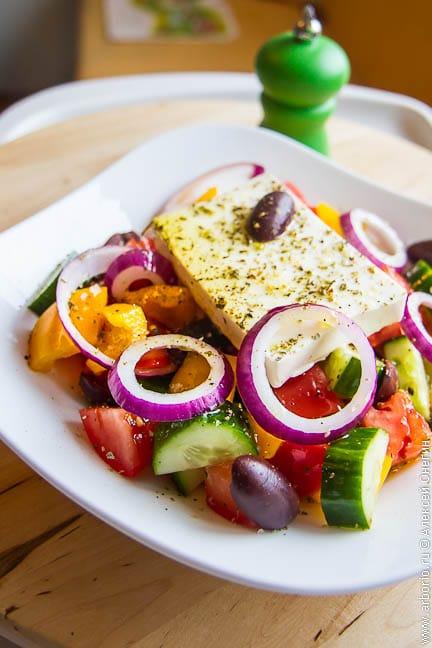 10 лучших рецептов салатов - фото