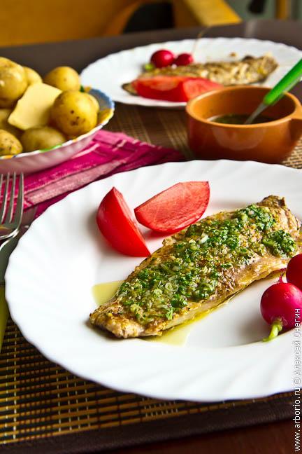 10 лучших блюд из рыбы - фото