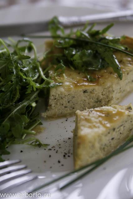 Лоранский пирог со щукой - фото
