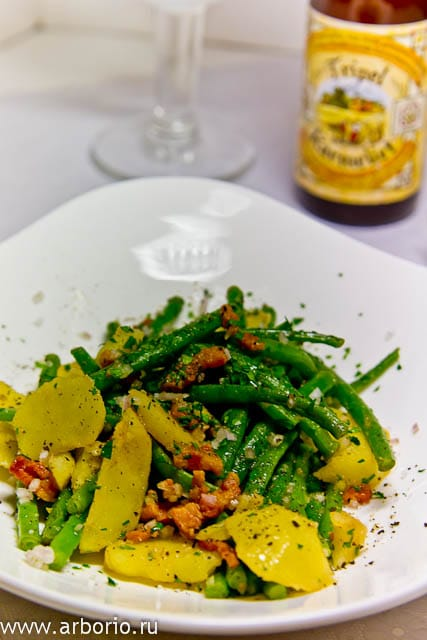 Льежский салат - фото