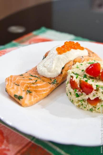 Как приготовить лосося наилучшим образом - фото