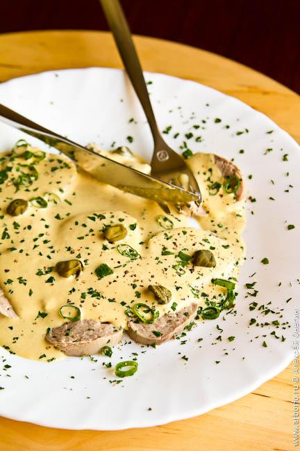 Рецепты приготовления блюд из говядины