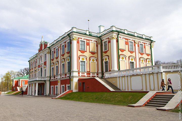 Парк Кадриорг - Таллин, Эстония фото