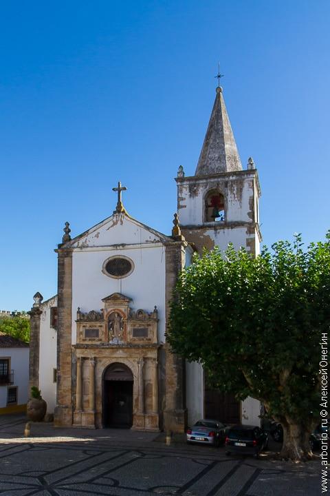 Свадебный подарок - Обидуш, Португалия фото