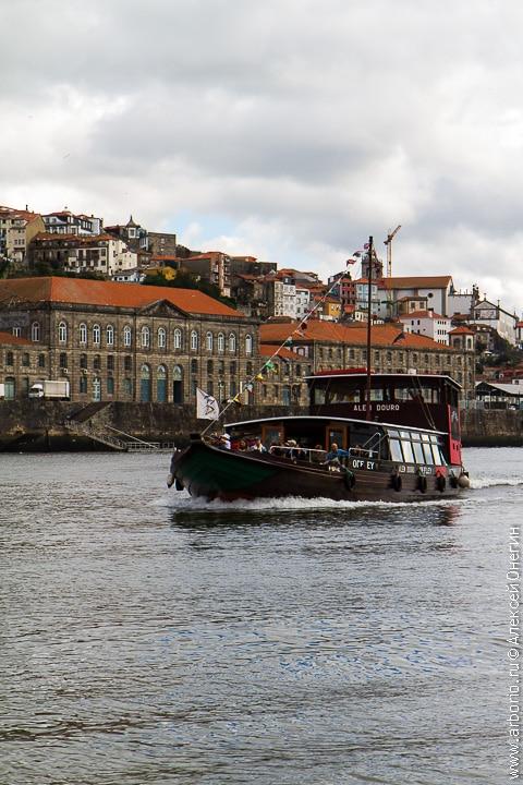 Город за рекой - Вила-Нова-ди-Гая, Португалия фото