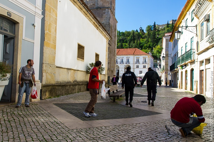 Наследство тамплиеров - Томар, Португалия фото