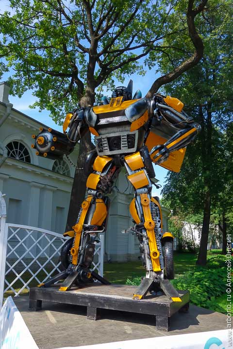 Geek Picnic 2014: роботы, 3D-принтеры и белочки фото