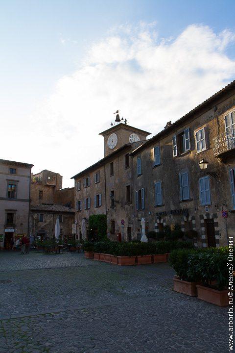 Собор в Орвието - Италия фото