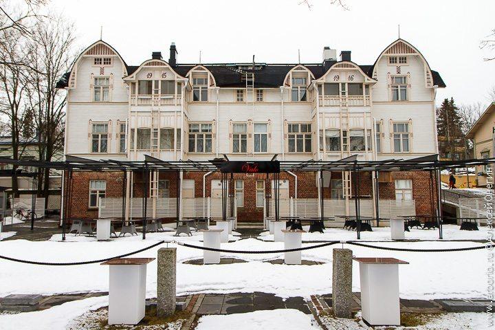 Савонлинна: крепость, курорт и кое-что еще - Финляндия фото