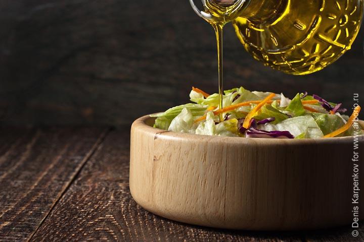 Заправки для салатов - фото