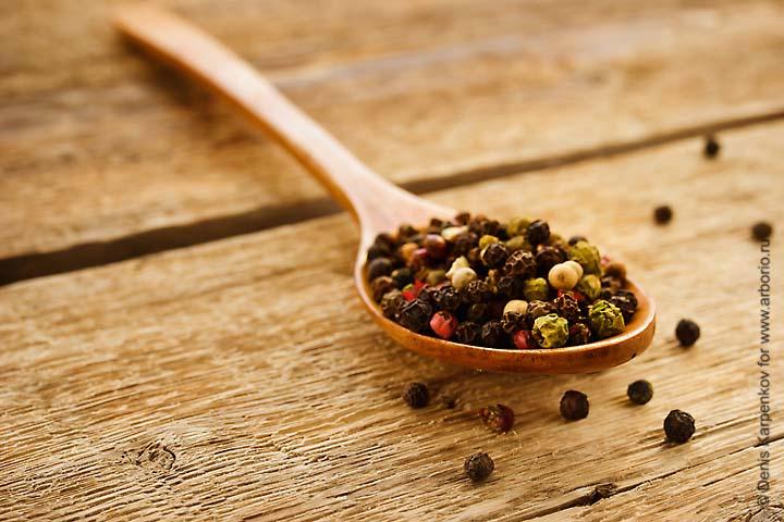 Черный перец - вкус и польза в одной горошине - фото
