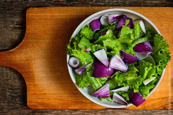 История салатов от античности и до наших дней - фото