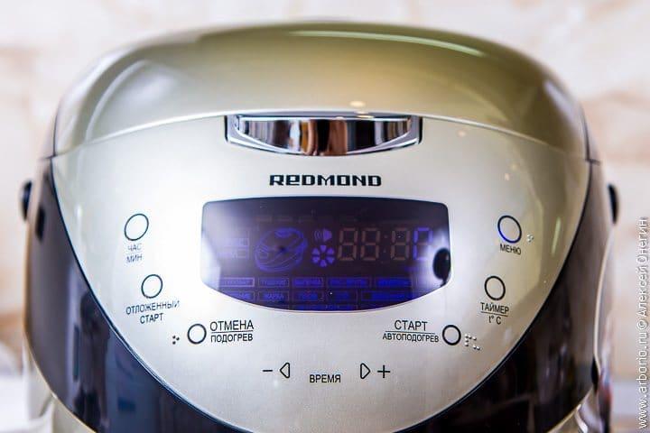 Мультиварка Redmond RMC-M150 - фото