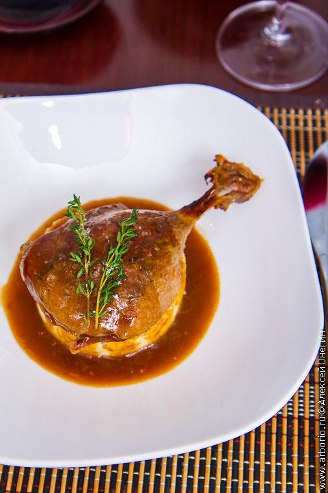 имбирно апельсиновый соус для утки рецепт