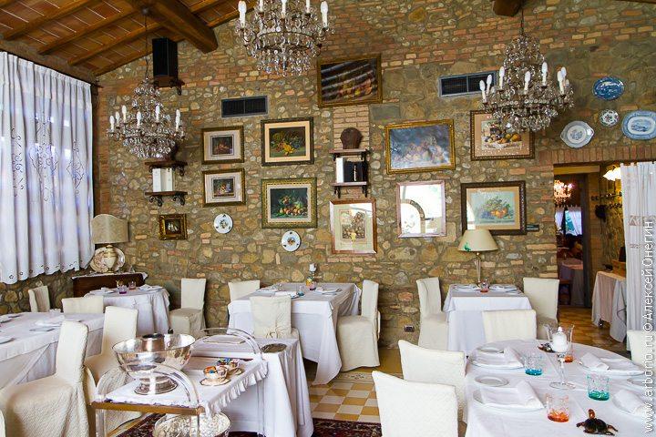 Ресторан Il Colombaio - фото