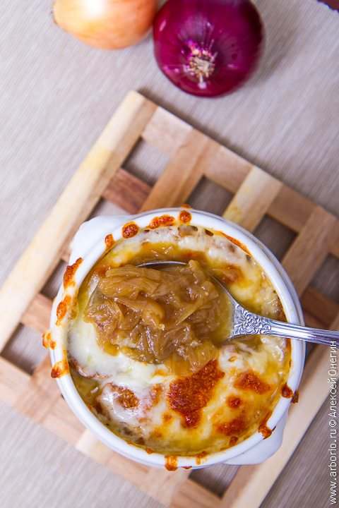 Как приготовить луковый суп классический рецепт