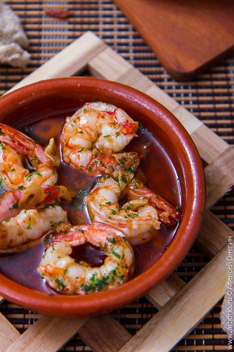 10 лучших рецептов из морепродуктов - фото