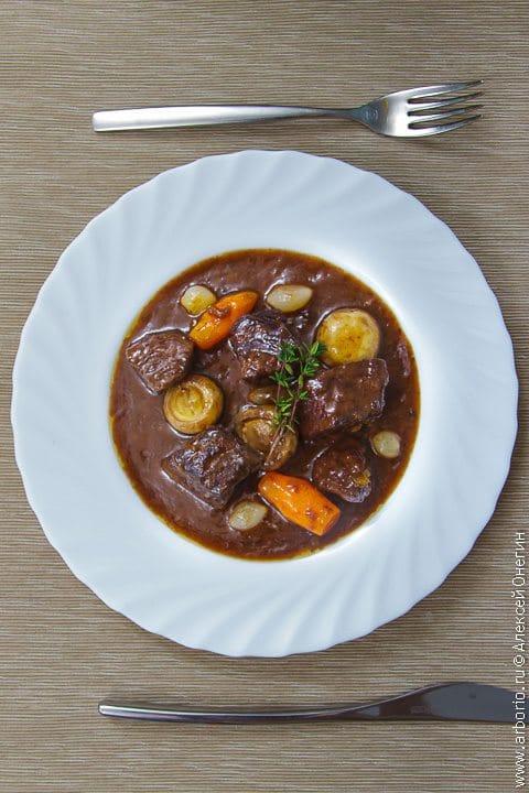 Рецепты вкусных блюд из говядины с фото
