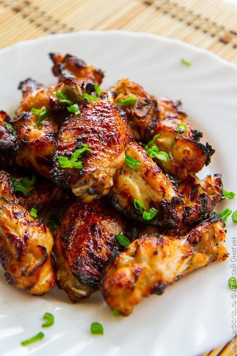 10 лучших блюд из курицы - фото