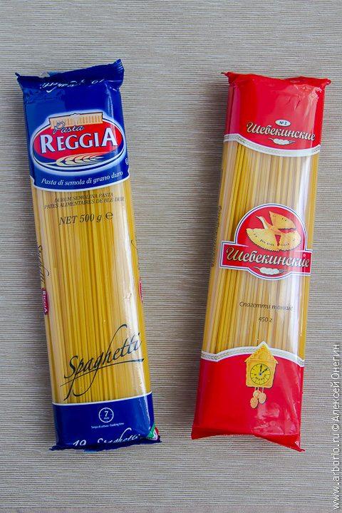 Битва спагетти: Россия vs Италия - фото