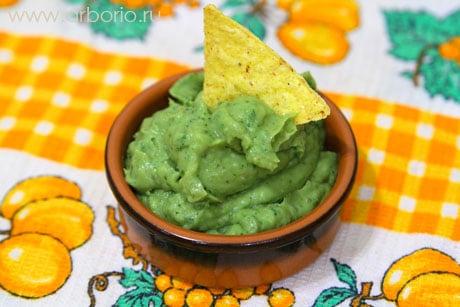 guacamole Гуакамоле.