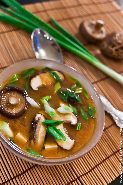 Летние супы быстрого приготовления