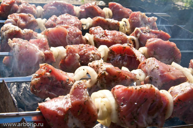 pork shashlik 1 ������ �� �������.